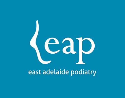 Branding for East Adelaide Podiatry