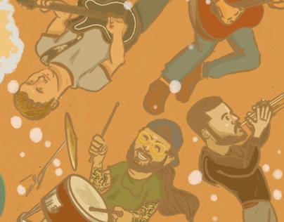 THE JAZZTRONAUTS: Live at Nürnberger
