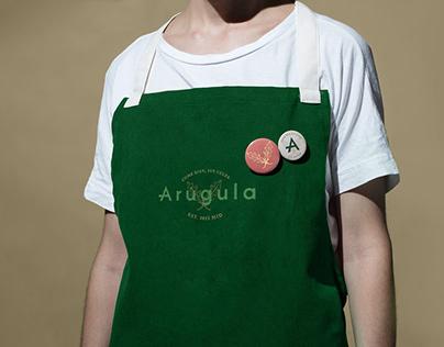 Arúgula Branding