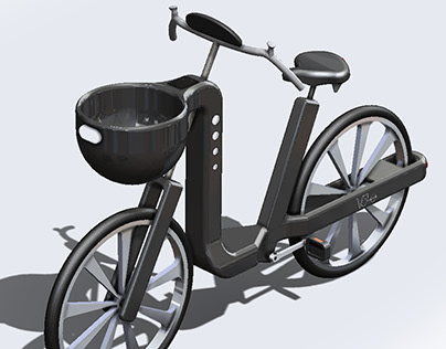 Vozo - Self-service bike for tourists