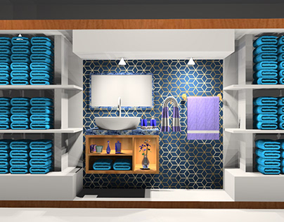 Retail Project - Display Design
