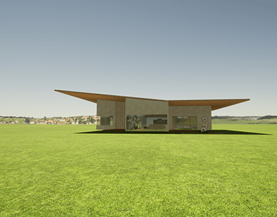 STUDIO PROJECT - BAMBOO HOUSE