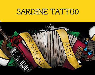 SARDINE TATTOO | Festas de Lisboa '17
