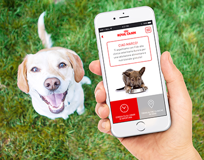 Royal Canin - Mobile App