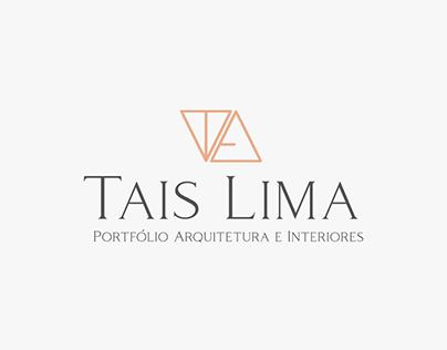 Logo Tais Lima - Motion Design