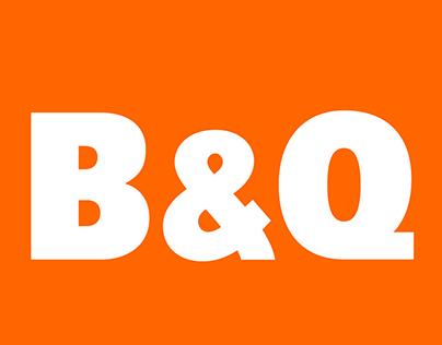 Web Banners & Social Media Creative - B&Q TradePoint