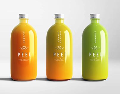 Peel Package Design