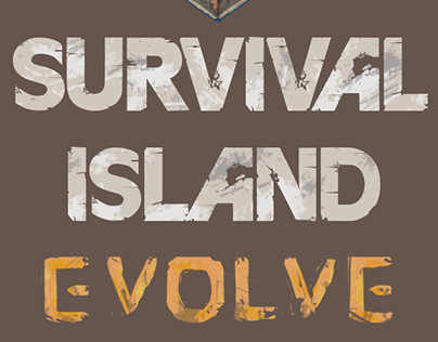 """GUI for """"SI:Evolve"""" mobile game. Released."""