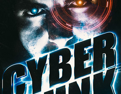 Cyberpunk (Text Effect+Free download)