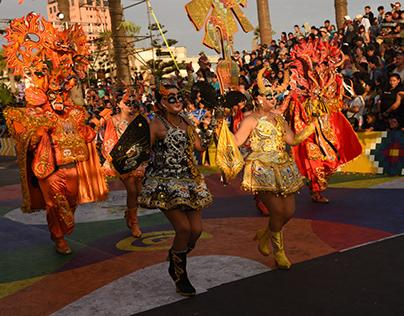 Arica Carnaval Andino 2020 (Diablada)
