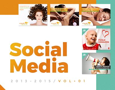 Social Media • 01
