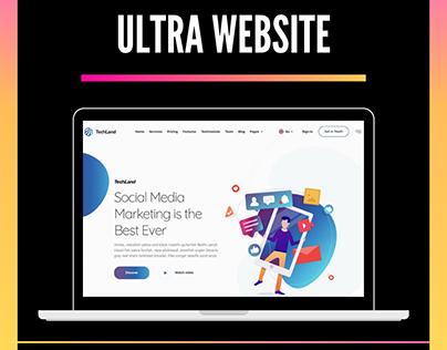 Ultra Website Package