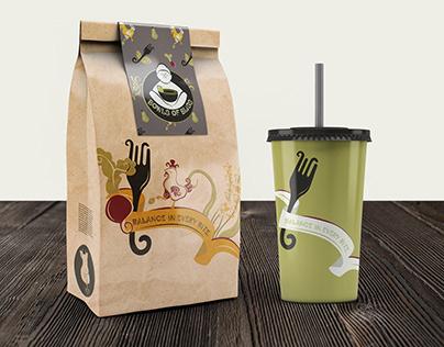 Food Truck Branding: Bowls of Bliss