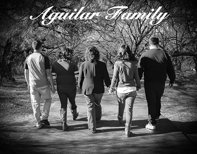 Aguilar Family Portraits