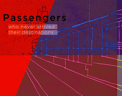 Passengers Who Never Arrived Their Destinations
