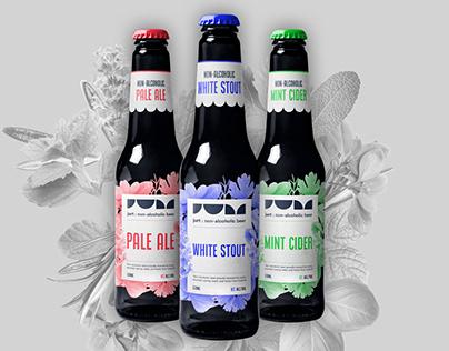 Jurt: Non-alcoholic beer brand