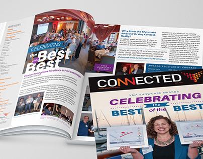 Magazine Cover and Spread Design Fall 2018