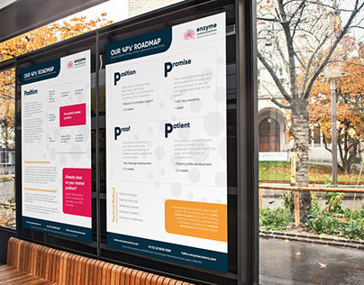 Re-designed of existing InDesign pages