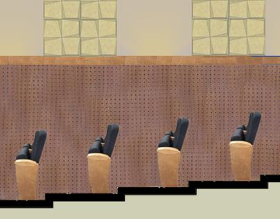 Proposta de Reforma - Auditório CAU UEMA