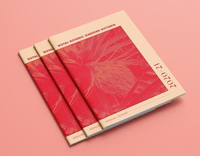 Royal Botanic Gardens Annual Report