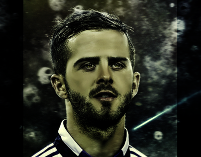 Edit And Retouch For Miralem Pjanić