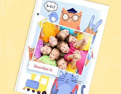 School Photo Book/ Fotoksiążka szkolna