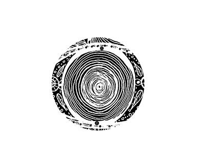 Compilado y afiches para Sello discográfico ''Insular''