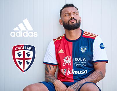 adidas x Cagliari Calcio - Partnership launch [WAS]