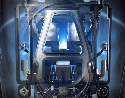 Braun | Series 9 Hollistic CGI