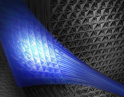 Lexus Power Point Template, Global Communications Dpt.