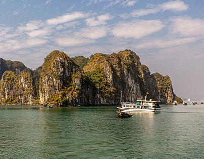 Vịnh Hạ Long -Hạ Long Bay-Vietnam