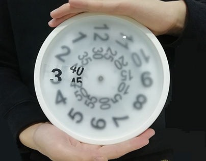 nameless Wall Clock Product Design