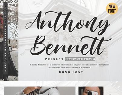 Anthony Bennett
