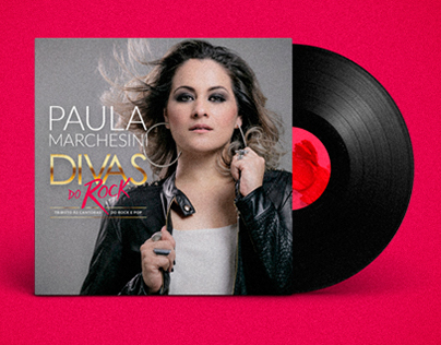 Paula Marchesini - Divas do Rock