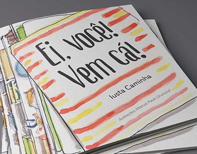 ILLUSTRATION and EDITORIAL DESIGN forchildren's book