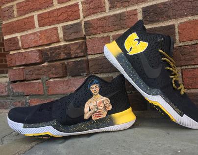 Custom Shoe Design - Kyrie 3's