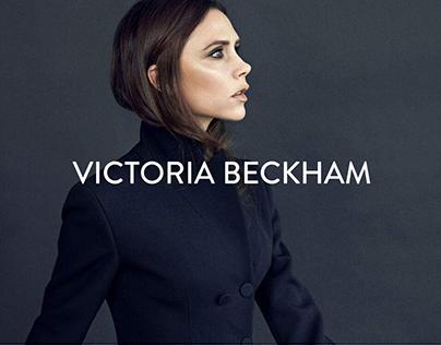 Victoria Beckham. Online store.