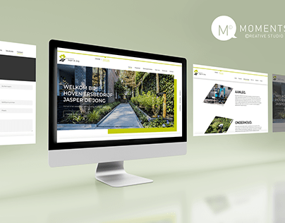 Garden & Landscaping company: Jasper de Jong Montfoort