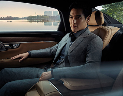 VOLVO with Eddie Peng