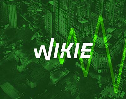 Wikie   Brand Identity