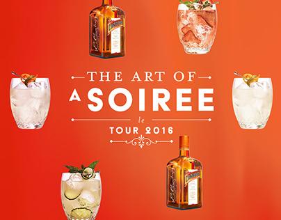 Cointreau - The Art of La Soirée