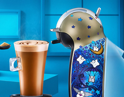Dolce Gusto / Marcelo Wong