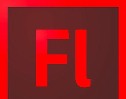 Flash Music Banners