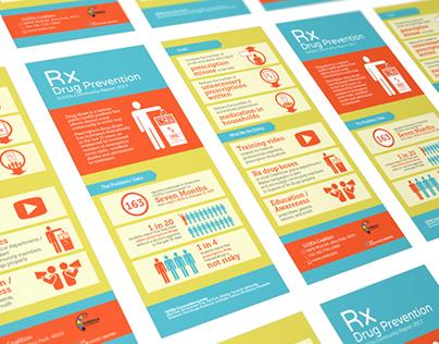 Rack Card for Drug Prevention