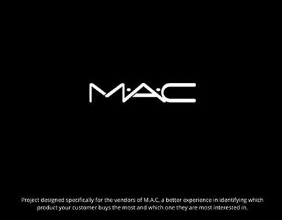 MAC Cosmetics Project - V.2
