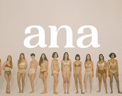 ana Brand Identity