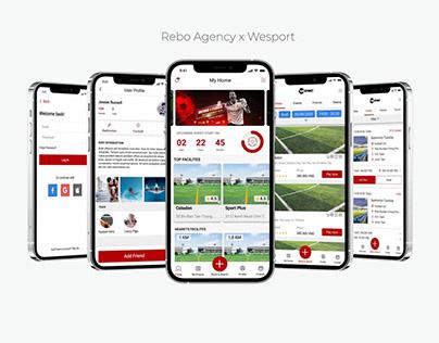 Sport Booking Platform