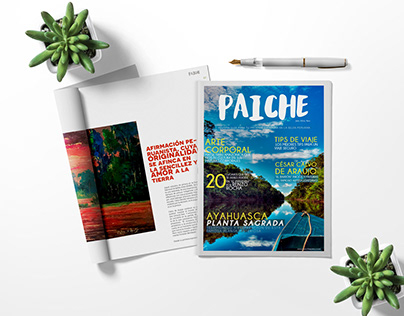 Revista de viaje a la Selva/ travel magazine