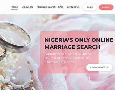 Marriage Search