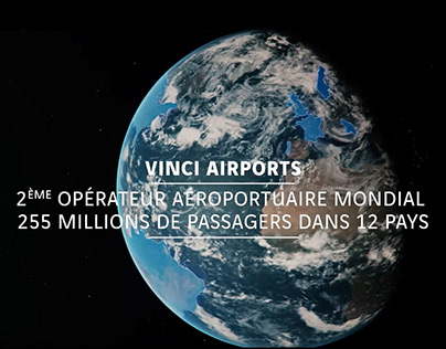"""Vinci Airports 2020"" by J. Kadouri"